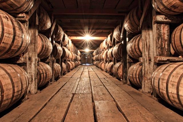 Buffalo Trace Barrel Warehouse