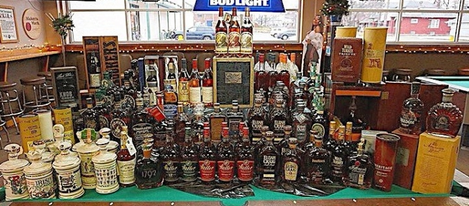 Rural Inn Bourbon Lottery